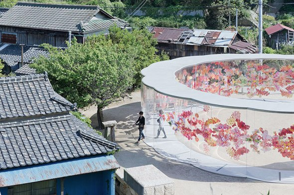 a-art house by kazuyo sejima for the inujima art house project (3)