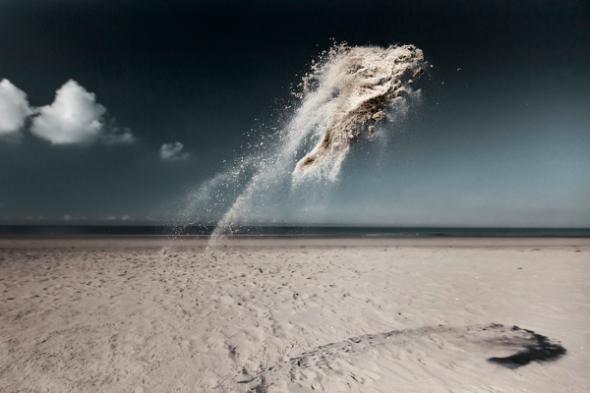 Sand Creatures  Claire Droppert (5)
