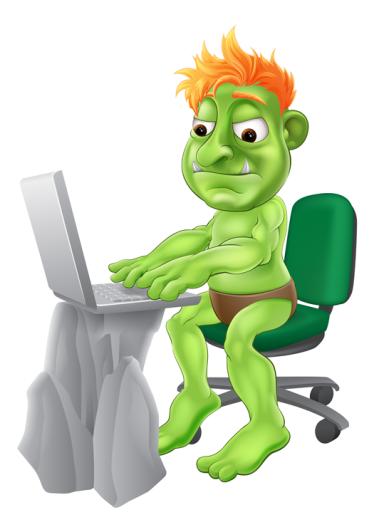 Online-Troll