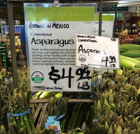 AsparagusConventional